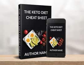 "#42 for create ebook cover design called ""The Keto Diet Cheat Sheet"" by Akheruzzaman2222"