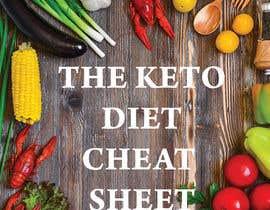"#44 for create ebook cover design called ""The Keto Diet Cheat Sheet"" by Akheruzzaman2222"