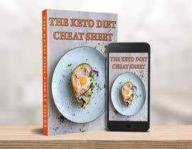 "#45 for create ebook cover design called ""The Keto Diet Cheat Sheet"" by Akheruzzaman2222"