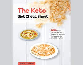 """#39 for create ebook cover design called """"The Keto Diet Cheat Sheet"""" by habibciti1906"""