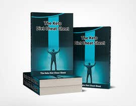 """#50 for create ebook cover design called """"The Keto Diet Cheat Sheet"""" by Zilanj"""
