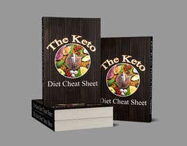 """#55 for create ebook cover design called """"The Keto Diet Cheat Sheet"""" by Zilanj"""