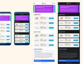 #16 для Design a wireframe for an app page от Sarbani7