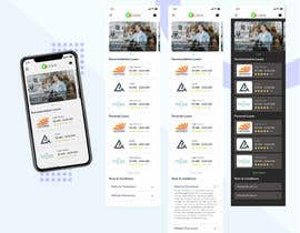 #12 для Design a wireframe for an app page от hepinvite
