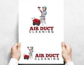 #53 para New Company logo for air duct cleaning por DesignTed