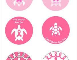 #14 for A 3x3 circle sticker/logo by WaifuWibu