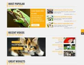 #53 pentru Design a Website Mockup for BYP de către csinfosoul
