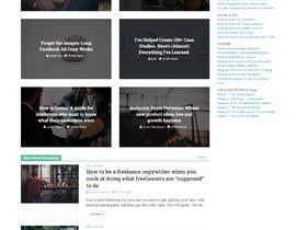 #17 для I need a website designer/writer to update an affiliate Marketing blog website от MNTanveer