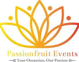 #37 cho Passionfruit Events - Your Occassion, Our Passion. bởi LokeshSharma0204