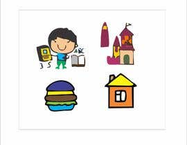 #12 for kindergarten web site icon illustrations by legalpalava