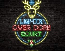 #11 untuk Logo for a Animated Christmas Light Show oleh imarinaazer