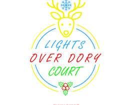 #23 untuk Logo for a Animated Christmas Light Show oleh imarinaazer