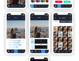 nº 42 pour Design for a re-skin of an apple app par htmlsafayet