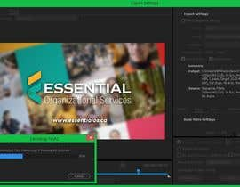 nº 40 pour create a video attract screen for a trade show par aliffitra
