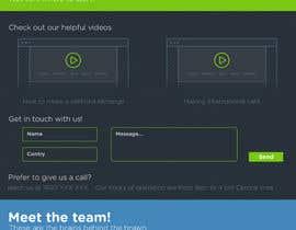 #6 cho Design a Website Mockup for Telecommunications Company bởi ChrisTbs