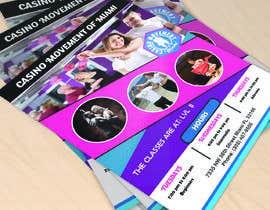 #262 for a flyer for a dance school af bobitamardi2019