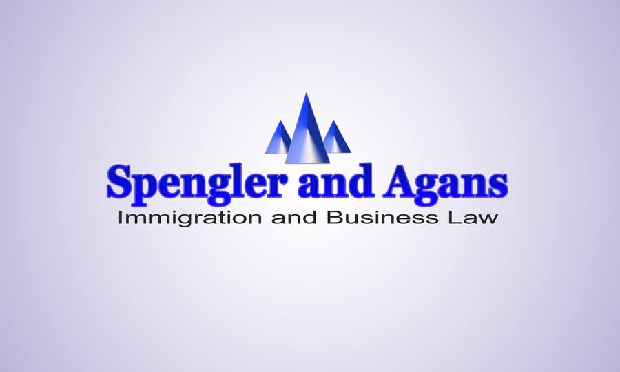 Proposition n°21 du concours Logo Design: Millennial-Generation Law Firm