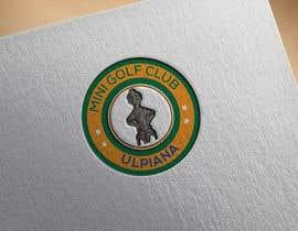 #38 for Logo design for: Minigolf Club Ulpiana af nilufarlizu