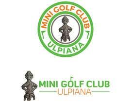 #30 for Logo design for: Minigolf Club Ulpiana af monirprogd