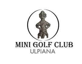#8 for Logo design for: Minigolf Club Ulpiana af AHMZABER11