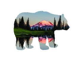 #25 for Bear Nature Adventure af AnimashMondal