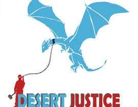 #44 for Desert Justice Logo by ngunasekera