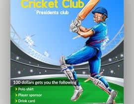 Nro 19 kilpailuun Poster 100 club käyttäjältä nasrudeenrj13