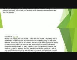 SK813 tarafından Make a Google Slides Presentation için no 13