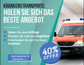 #105 для create banner 300 x 250 px for patient transport от imranshikder