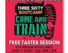 #34 cho design poster/flyer for outdoor fitness bootcamp bởi irfananis07
