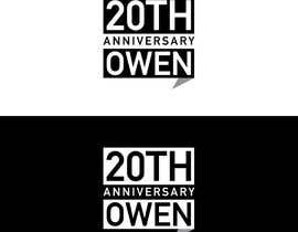 #5 untuk 20th anniversary owen - 17/09/2019 09:58 EDT oleh shamim2244