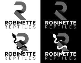 #279 for Design a logo for a Reptile Company af ricardoher