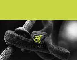 Nro 245 kilpailuun Design a logo for a Reptile Company käyttäjältä daniel462medina