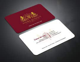 nº 118 pour Create visit card par abdulmonayem85