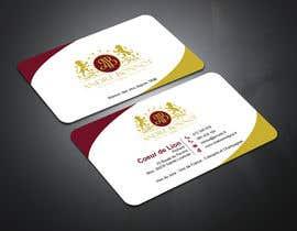 nº 122 pour Create visit card par abdulmonayem85