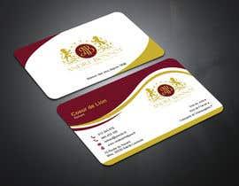 nº 123 pour Create visit card par abdulmonayem85