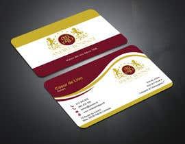 nº 124 pour Create visit card par abdulmonayem85