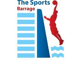 #404 untuk Logo Design options for The Sports Barrage oleh OmarGadoz