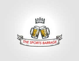 #415 untuk Logo Design options for The Sports Barrage oleh DesignerNobel