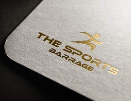 #411 untuk Logo Design options for The Sports Barrage oleh Nazrulsarder