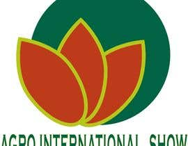 #509 for I NEED A LOGO!!! PRODUCT NAME: International Agro Show af oxlipco