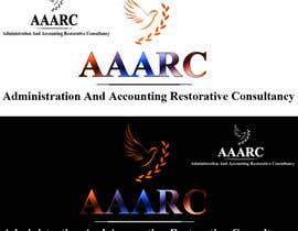 #15 para Logo Design for Administration And Accounting Restorative Consultancy (AAARC) por lorikeetp9