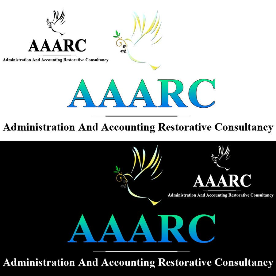 Contest Entry #23 for Logo Design for Administration And Accounting Restorative Consultancy (AAARC)