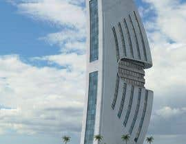 #3 untuk Futuristic Office Design and Structure Concept oleh mihira85