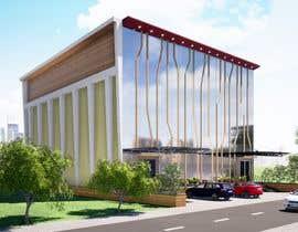 #25 untuk Futuristic Office Design and Structure Concept oleh misalpingua03