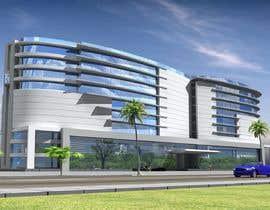 #8 untuk Futuristic Office Design and Structure Concept oleh na4028070