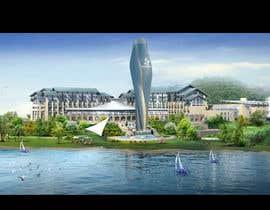 #23 untuk Futuristic Office Design and Structure Concept oleh nikverrma