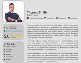 #4 for Build me a speaker profile by numan679
