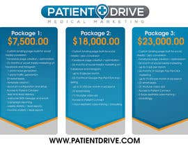 #20 for Flyer Design - Digital Marketing Package Comparison by maidang34