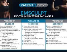 #6 untuk Flyer Design - Digital Marketing Package Comparison oleh Ganeshgs99
